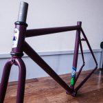 Spray.Bike(スプレーバイク)レビュー 自転車フレームを塗装するD.I.Y