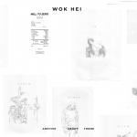 """シドニーで活動する""""WOK HEI""""が描くイラスト。きっと好きな人は多いはず!"""