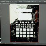 """ローランドサンプラー""""SP-404SX″カスタム・スキンを、じぶんでつくる。⑷ ~HUMM.オリジナル製作・デザイン編①~"""